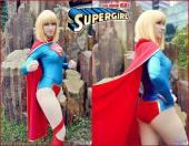 supergirl cosplay sexy LiKovacs gata (6)