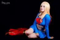 Cosplay SuperGirl Nadyasonika