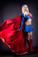 Cosplay SuperGirl Nadyasonika