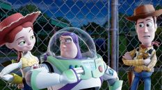 toy story 3 5 buzz spanish