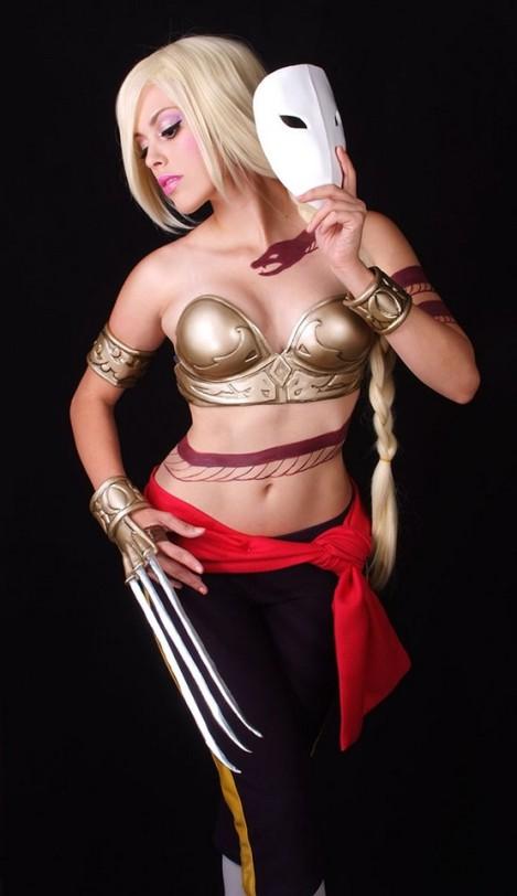 Vega Nadyasonika cosplay