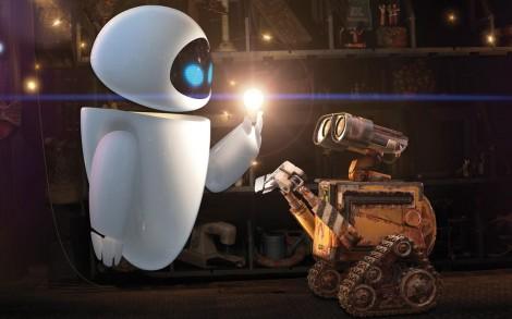 Wall-E e eva 2