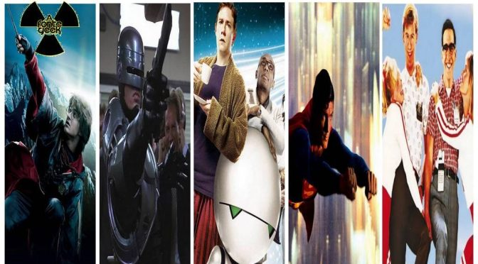 Top 10 Filmes Nerds que + Marcaram a Cultura Pop (Parte 2)