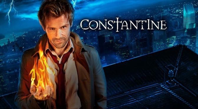 Constantine: Série Cancelada Definitivamente!