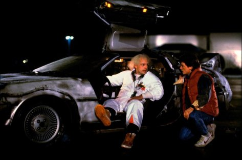 de volta para o futuro back to the future 2