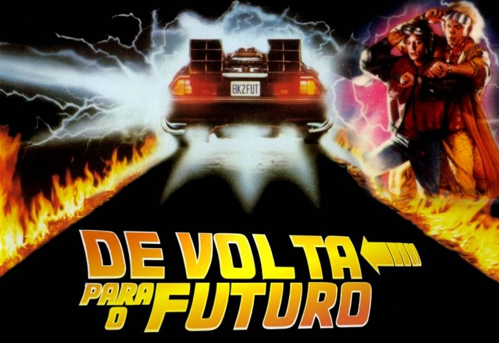 de volta para o futuro back to the future