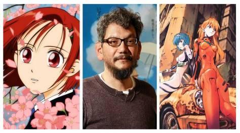 Hideaki Anno dirigiu Karekano e Evangelion
