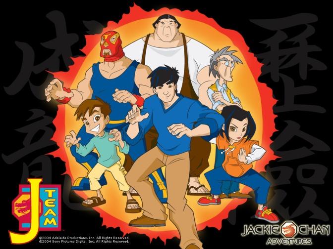 Jackie Chan: Novo Desenho Animado Confirmado!