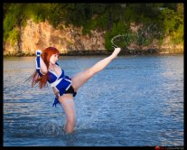 katyuska moonfox kasumi cosplay