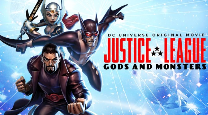 Liga da Justiça: Deuses e Monstros – Veja os Três Episódios aqui! – Segunda Temporada Confirmada!