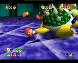 Super Mario 64 vs Bowser
