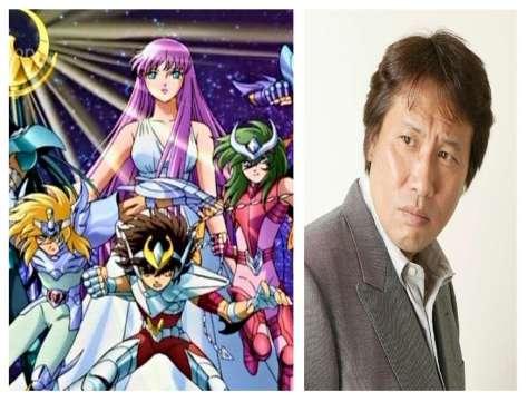 Masami Kurumada e CDZ