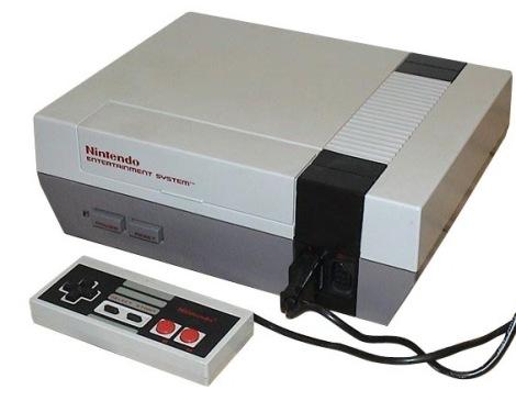 NES - Nintendo Entertainment System (O Salvador dos Games!)