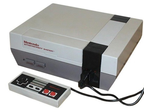 NES - Nintendo Entertainment System (O Salvador dos Games!)