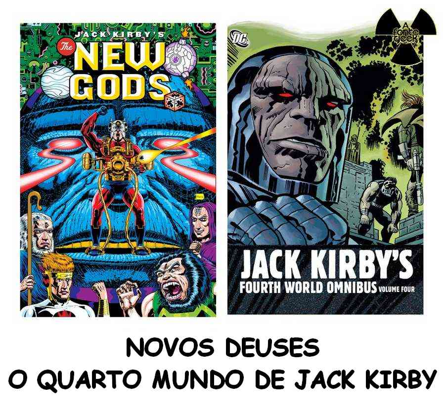 novos deuses