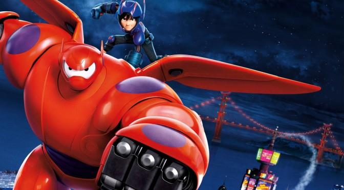 Operação Big Hero (Big Hero 6) deve ganhar Continuação: Big Hero 7!
