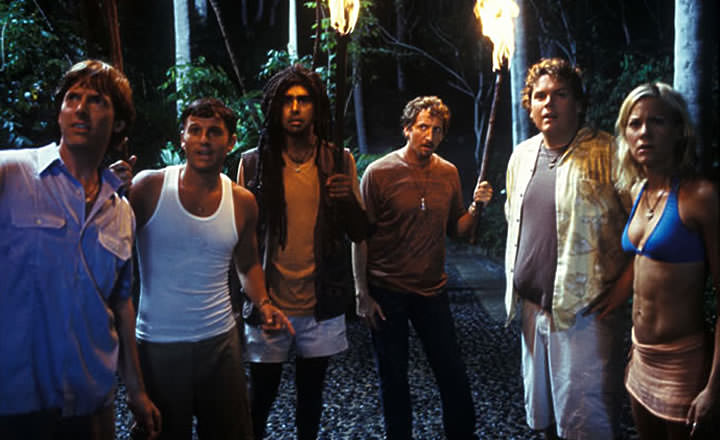 Panico na Ilha 2004