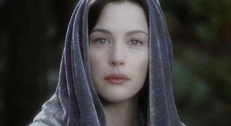 senhor dos aneis Arwen Liv Tyler