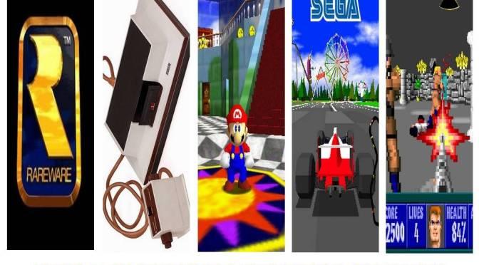 Top 5 Curiosidades dos Games que todo Gamer Precisa Saber!