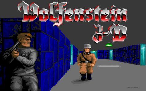 Wolfenstein 3D capa