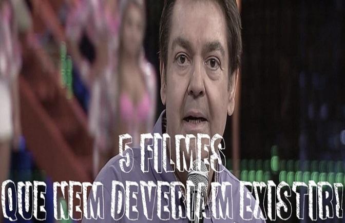 5 Filmes Que Nem Deveriam Existir! (Parte 3)