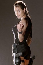 Angelina Jolie lara croft 4