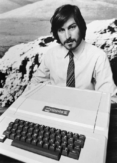 apple II steve Jobs