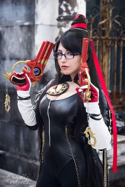 Bayonetta Cosplay Danielle Vedovelli