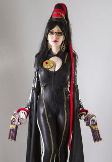 Bayonetta Cosplay Carolina Angulo