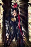 Bayonetta Cosplay sexy gostosa Carolina Angulo (12)
