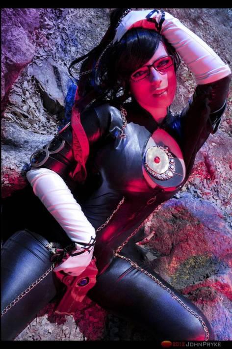 Bayonetta cosplay Katyuska Moonfox