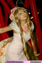 belldandy cosplay yaya han