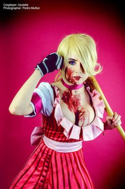 cosplay azulette GameXGirls