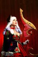 Cosplay Azulette league of legends