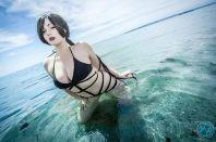 Cosplay Feldon Lulu FFX bikini