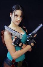 Cosplay Lara Croft TanyaCroft