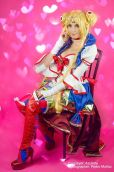 Cosplay Sailor Moon Azulette