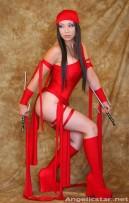 Elektra cosplay yaya han