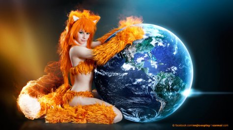 enji night cosplay firefox