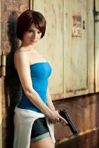 enji night cosplay jill valentine