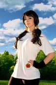 enji night cosplay videl DBZ