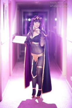 Hex Tharja Cosplay Katysuka Moonfox