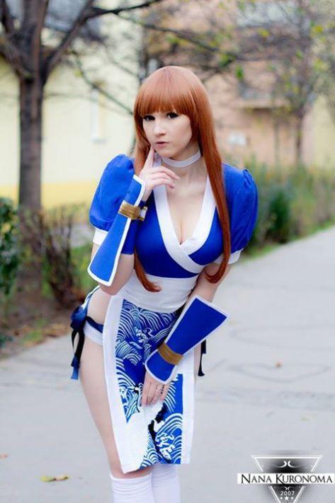 kasumi cosplay Nana Kuronoma