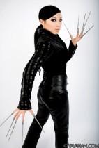 Lady Deathstrike cosplay yaya han