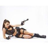 lara croft cosplay Alison Carrol