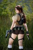 Lara Croft Cosplay WindoftheStars