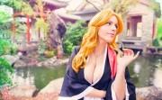 Matsumoto cosplay Bleach Katyuska MoonFox