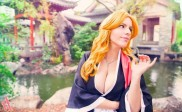 Matsumoto cosplay Bleach Katyuska MoonFox