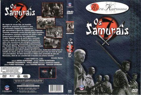 Os Sete Samurais 1954 2