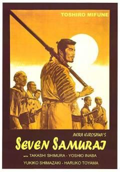 Os Sete Samurais 1954 3